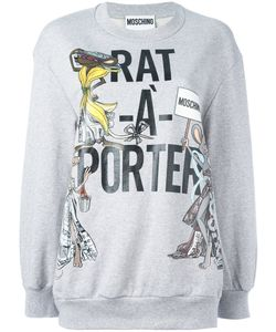 Moschino | Rat-A-Porter Sweatshirt 38 Cotton