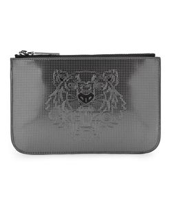 Kenzo | Logo Embossed Clutch Bag