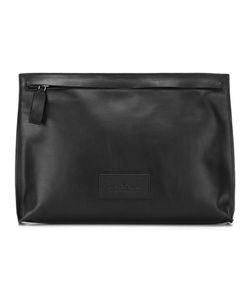 Designers Remix | Gigi Large Clutch Calf Leather/Cotton