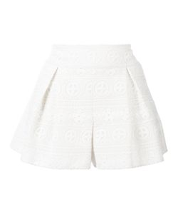 Red Valentino | Lace Shorts 40