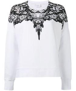 MARCELO BURLON COUNTY OF MILAN   Printed Sweatshirt Size Small