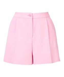 BOUTIQUE MOSCHINO | Crepe Shorts Size 38