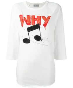 Faith Connexion | Why T-Shirt Medium Cotton