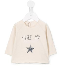 Babe And Tess | Youre My Star Print T-Shirt Newborn 1