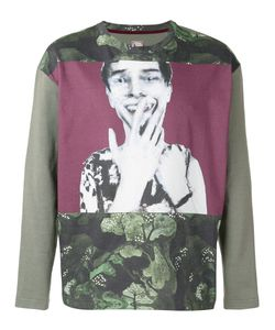 Antonio Marras | Graphic Print Sweatshirt Size Xl