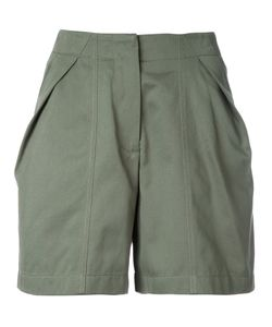 Monse   Pleated Shorts 2 Cotton