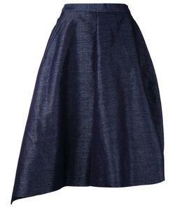 TARO HORIUCHI | Asymmetric Pointy Shorts 1 Polyester/Cotton