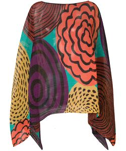 PLEATS PLEASE BY ISSEY MIYAKE | Printed Pleated Tunic Women