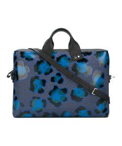 Kenzo | Leopard Print Laptop Bag