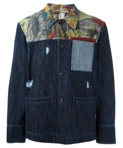 Antonio Marras | Джинсовая Куртка С Принтом