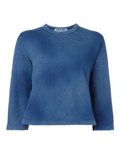 COMME DES GARCONS COMME DES GARCONS | Comme Des Garçons Comme Des Garçons Faded Effect Sweatshirt