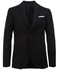 Neil Barrett | Fitted Blazer 46 Cotton/Polyester/Viscose