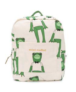 Mini Rodini | Frog Backpack