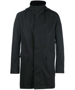 Boss Hugo Boss | Roll Neck Raincoat 52 Polyester/Acetate/Viscose