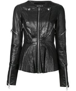 KITX   Flower Jacket 6 Leather