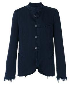 Nostra Santissima | Raw Edge Jacket 48 Cotton/Spandex/Elastane
