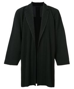HOMME PLISSE ISSEY MIYAKE | Homme Plissé Issey Miyake Pleated Open Jacket