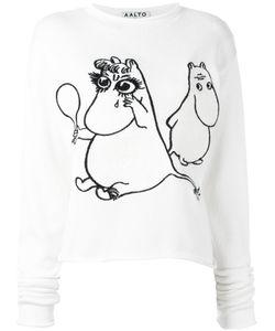 AALTO | Moomin Print T-Shirt Size