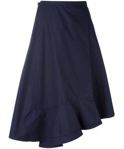 Céline   Asymmetric Hem Skirt Size 38