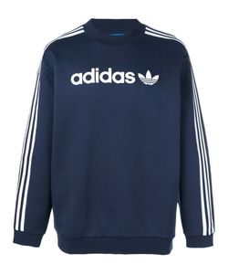 adidas Originals | Linear Crew Logo Sweatshirt