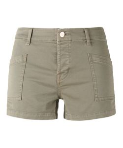 J Brand   Slip Pocket Shorts Size 24