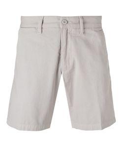 Carhartt   Logo Patch Chino Shorts