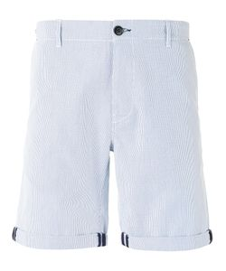 CUISSE DE GRENOUILLE | Striped Shorts 34 Cotton