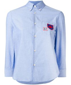 Dsquared2 | Logo Patch Shirt 42 Cotton