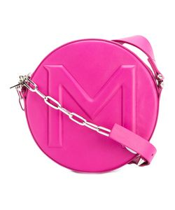Mugler | Round Crossbody Bag Leather