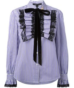 Marc Jacobs | Ruffle Placket Shirt 4
