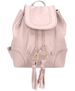 See By Chloe | See By Chloé Polly Backpack Calf Leather/Cotton