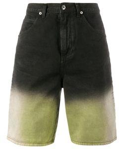 J.W. Anderson   J.W.Anderson Shaded Denim Shorts 46 Cotton
