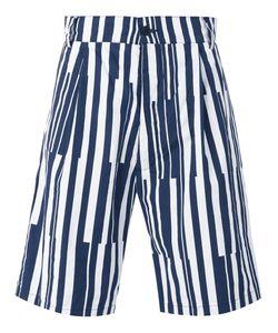 Sunnei | Multi Stripe Shorts Size Large