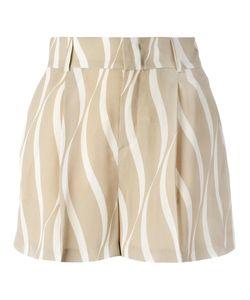 Toteme | Printed Shorts Large