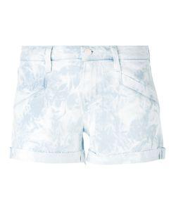 Paige | Tie-Dye Denim Shorts Size 27