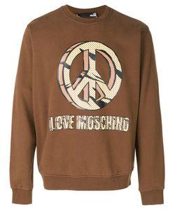 Love Moschino | Толстовка С Принтом
