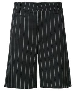 JUUN.J | Pinstripe Shorts 50 Wool