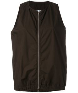 Labo Art | Zip-Up Lightweight Gilet 3