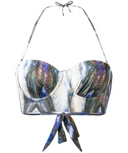 Mona | Bustier Bikini Top Size Small