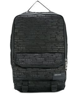 Diesel | Printed Logos Backpack Polyester