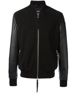 Blood Brother | Alpha Ii Bomber Jacket Large Wool/Lamb