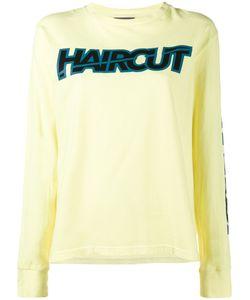 ASHLEY WILLIAMS | Haircut Long Sleeved Sweatshirt