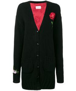 Magda Butrym | Rose Embellished Cardigan Size 34