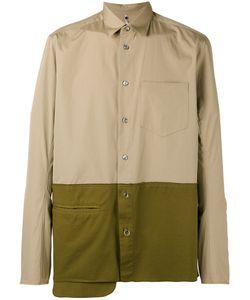 OAMC | Asymmetric Colour Block Shirt