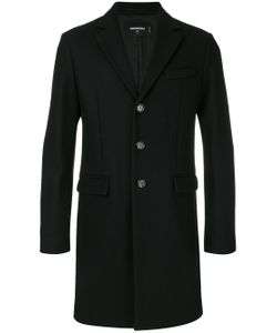 Dsquared2 | Classic Single Breasted Coat