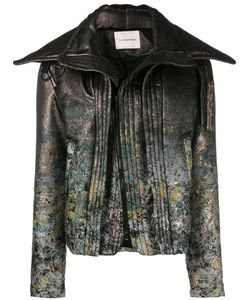 A.F.Vandevorst | Distressed Biker Jacket Women
