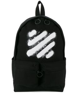 OFF-WHITE | Spray Paint Backpack Cotton