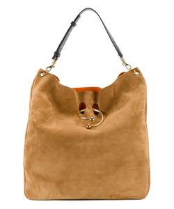 J.W. Anderson | J.W.Anderson Large Pierce Tote Bag Leather/Suede/Metal Other