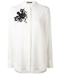 Alexander McQueen | Octopus Embellished Shirt