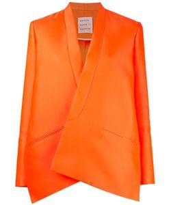 Maison Rabih Kayrouz | Oversized Blazer 38 Silk/Polyester/Acetate/Cupro